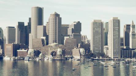 Morning Boston by npxscc