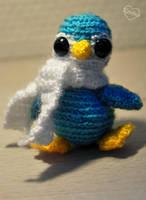 Penguin by Kridah