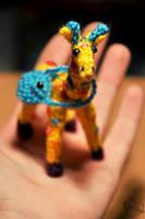Tiny Giraffe by Kridah