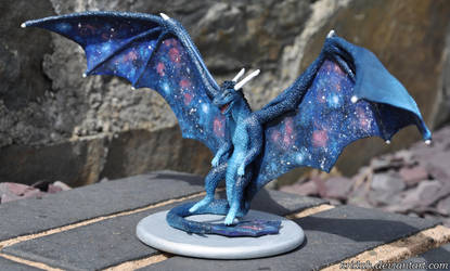 Dragon sculpture by Kridah