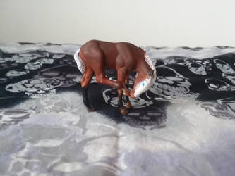 Breyer Stablemate foal (fail) by IFIGMER