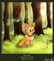 Rusty WarriorS Future Firestar by kotenokgaff
