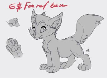 Fox Base by kotenokgaff