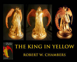 The King in Yellow by zombiequadrille