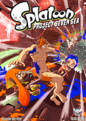 [Cover] Splatoon Project Seven Sea. by Color-Arcano