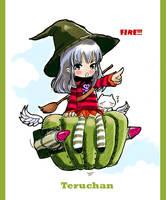 Halloween Bomb by Teruchan