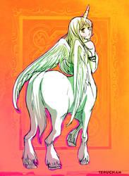 unicorn by Teruchan
