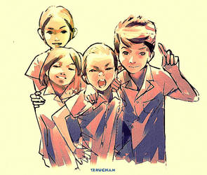 Friends by Teruchan