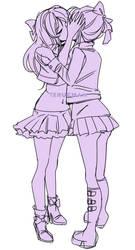 Girls love by Teruchan