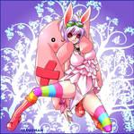 pervy bunny Teruko by Teruchan