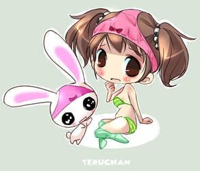 plz be nice to me by Teruchan