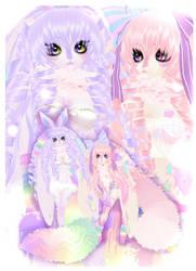 Twin Dollybunnie sis by Teruchan