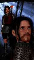 Aragon is comming soon by Maikaefersart