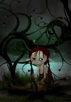 Kali alone by Maikaefersart