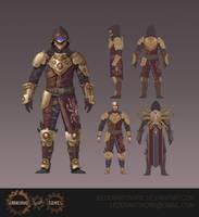 Legion Armour by Eedenartwork