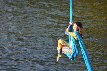 Cirque de Solis in Sea World San Diego by DragonKinfolk