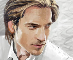 Nikolaj Coster-Waldau for Prince Graceful by Feael