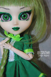 Absinthe X by zetsubou-plastic