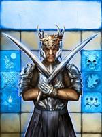 Arena Gods Cover Art by hwango