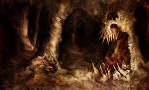 Cavern of Doom by hwango