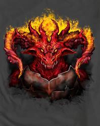 Rage of Demons by hwango