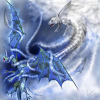 Storm King Eel by hwango