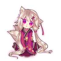 Chibi Comission: Lilka by Luumies