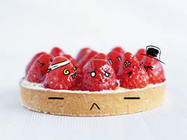 Strawberry madness by Xingz