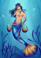 [CLOSED] Adoptable n.6 Mandarinfish - AUCTION by Maniac-ani