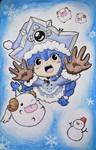 Let It Snow by PajamaLuLu