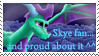 Skye stamp by xSPYROTHEDRAGONx