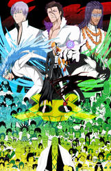 BLEACH: Poster (BAN-KAI!) by Creative2Bit