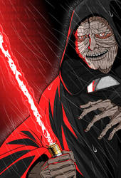 STAR WARS: Darth Sidious by Creative2Bit