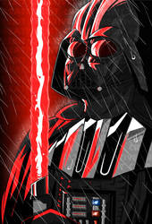 STAR WARS: Darth Vader by Creative2Bit