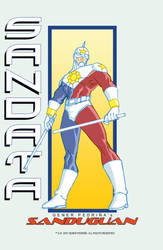SANDUGUAN PROFILE: SANDATA by nerp