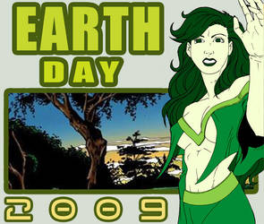 EARTH DAY 2009 by nerp