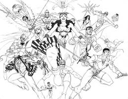 SCRAPBOOK:PINOY HEROES by nerp