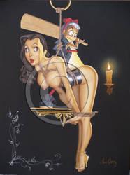 Spanky 3 by MarioChavez