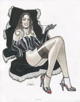 bossy by MarioChavez