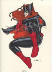 Batwoman by MarioChavez