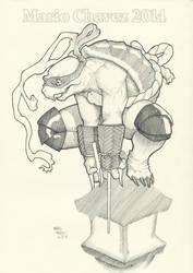 Raphael by MarioChavez