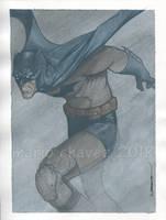 batman by MarioChavez