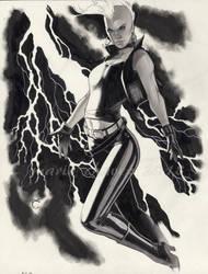 80's Storm by MarioChavez