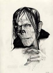 Frankensteins Monster by MarioChavez