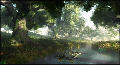 Realistic Tree by tonixus
