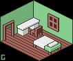 Isometric Room by Gamuti