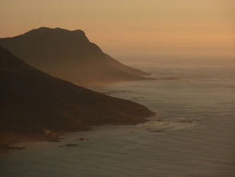 View from Lion's Head by XBloodyMaryX