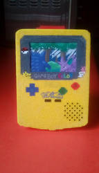 Gameboy Color Pokemon Art by Ranpu-Tempu009