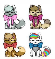 Kitty Adoptables (closed ) by Darksoul44Adopts