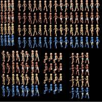Fallen Evolution Sprite Sheet by Fallen-Evolution